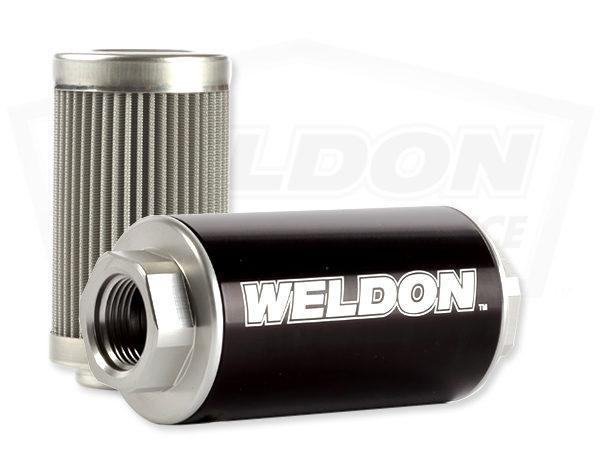 Weldon Racing Filters > EFI & Carbureted Filter Assemblies