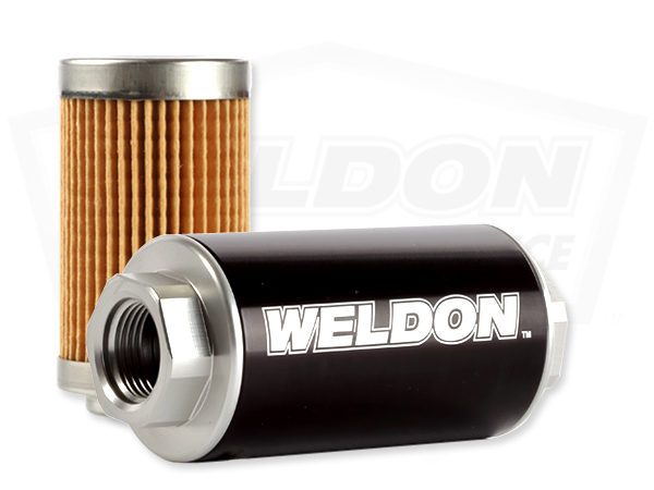 Weldon Racing Filters > EFI & Carbureted Filter Assemblies