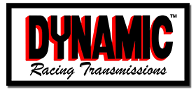 Dynamic Racing Transmissions Logo