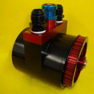 Mountain Motor Vacuum Pump