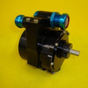 STR.17.04.000 HEX DRIVE VACUUM PUMP