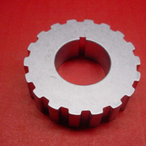 18 Tooth Crank Pulley