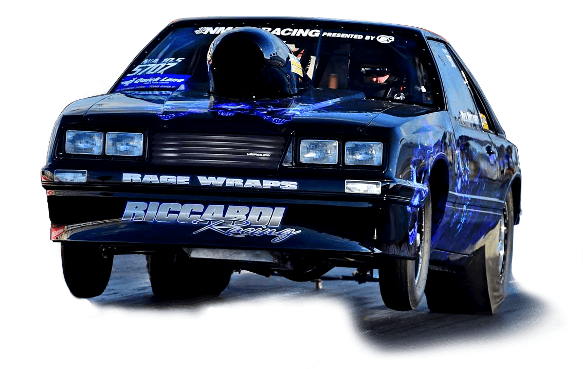 Rick Riccardi Racing Car